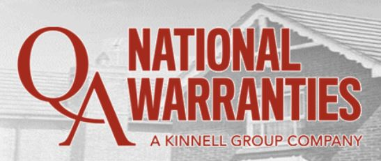 Double glazing offers- National Warranties logo