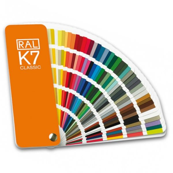 UPVC Colours RAL colour chart