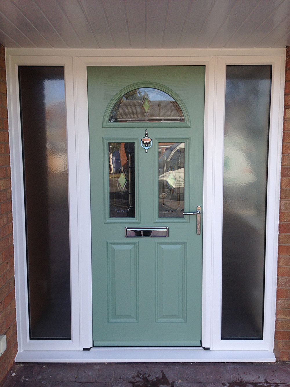 Composite Door Windseal Double Glazing
