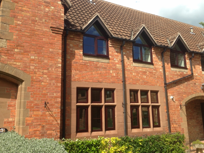 Rosewood Upvc Barn Conversion Project