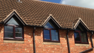 Roeswood upvc barn conversion windows
