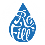 Water Refill Campaign Logo